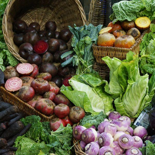 Eko zelenjava in stročnice